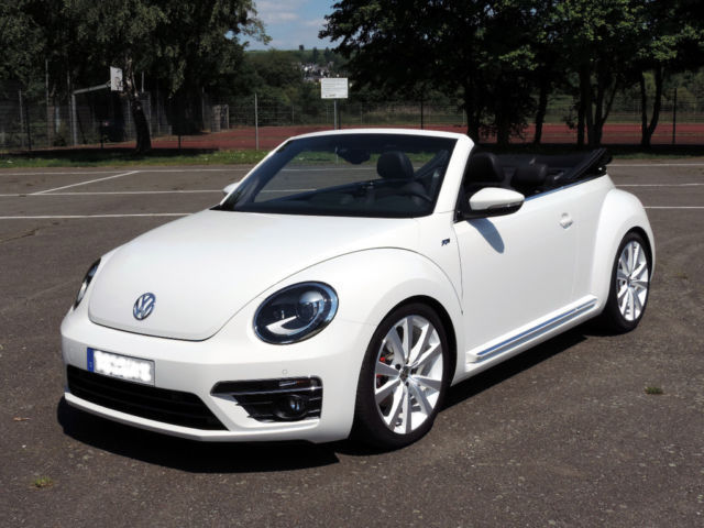 verkauft vw beetle cabrio sport 2 0 ts gebraucht 2014 4. Black Bedroom Furniture Sets. Home Design Ideas