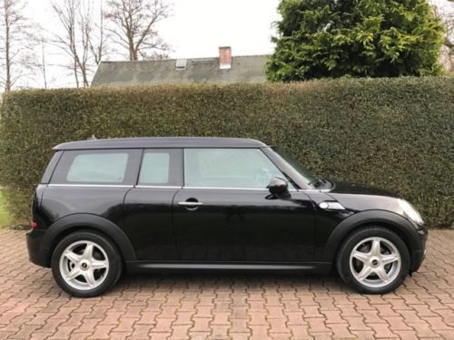 clubman gebrauchte mini clubman kaufen 63 g nstige autos zum verkauf. Black Bedroom Furniture Sets. Home Design Ideas