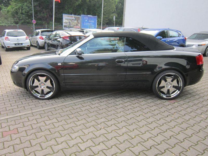 verkauft audi a4 cabriolet avant 3 0 gebraucht 2003 km in reutlingen. Black Bedroom Furniture Sets. Home Design Ideas