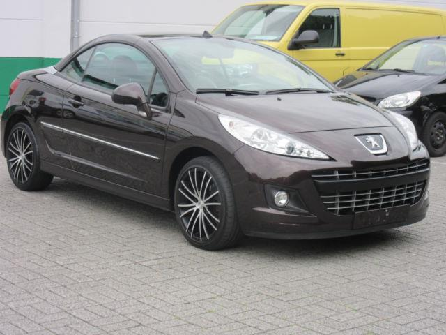 verkauft peugeot 207 cc allure navi l gebraucht 2012 km in herne. Black Bedroom Furniture Sets. Home Design Ideas