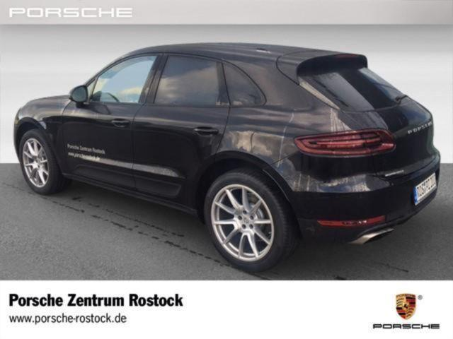 verkauft porsche macan vfw bernahme gebraucht 2017 km in papendorf. Black Bedroom Furniture Sets. Home Design Ideas