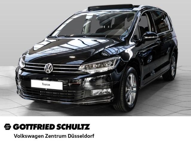 gebraucht VW Touran 1.4 TSI COMFORTLINE BLUEMOTION TECHNOLOGY SOUND 7-GANG-DSG