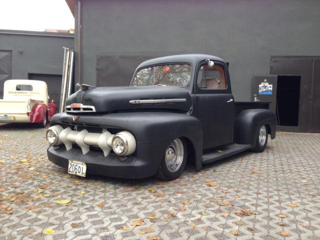 verkauft ford f100 f1 f150 v8 pickup gebraucht 1952 km in weissensee. Black Bedroom Furniture Sets. Home Design Ideas