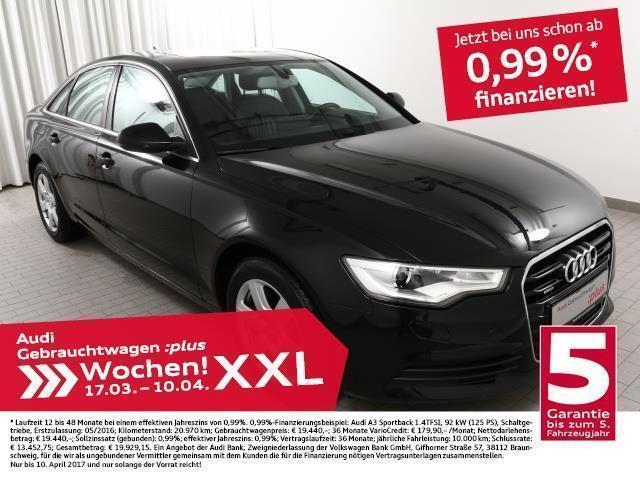 gebraucht Audi A6 A6 3.0TDi qu. S-Tr./Leder/NAV+/BOSE (Navi Xenon)