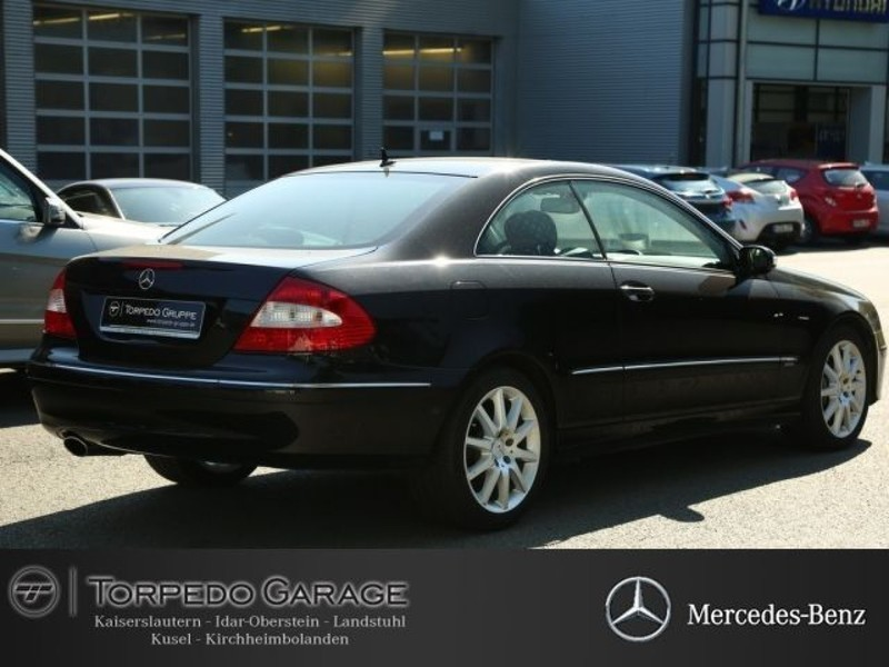 verkauft mercedes clk500 clk 500 clk c gebraucht 2007. Black Bedroom Furniture Sets. Home Design Ideas