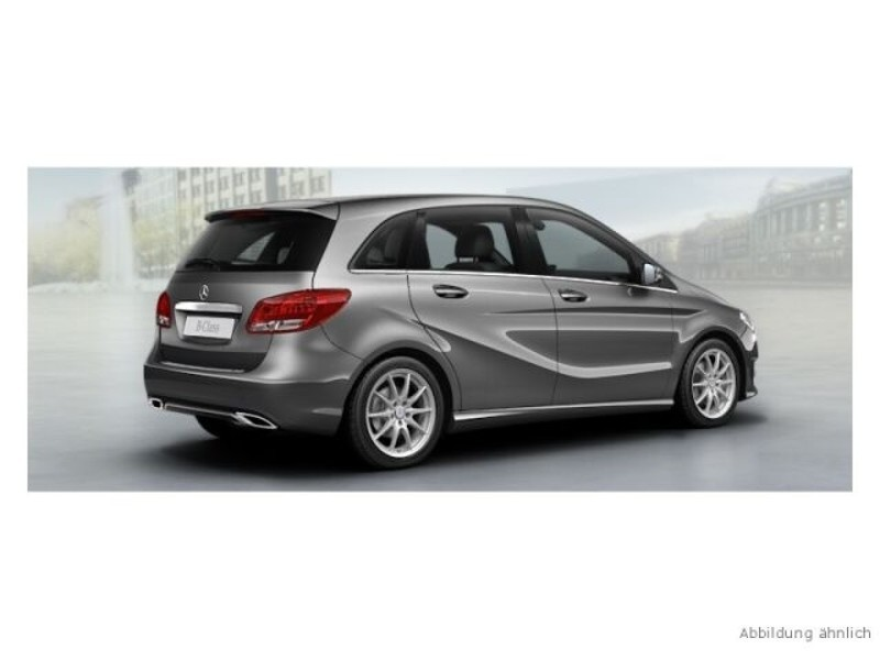 verkauft mercedes b200 blueefficiency gebraucht 2012. Black Bedroom Furniture Sets. Home Design Ideas