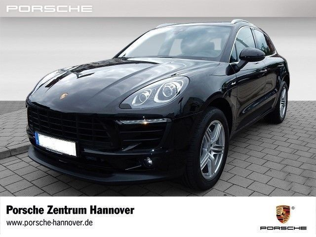 verkauft porsche macan s diesel gebraucht 2017 km in hannover. Black Bedroom Furniture Sets. Home Design Ideas