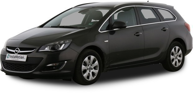 gebraucht Opel Astra Sports Tourer J Exklusiv