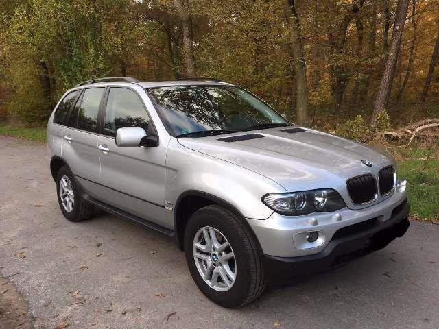 verkauft bmw x5 3 0 d gebraucht 2006 km in sankt. Black Bedroom Furniture Sets. Home Design Ideas