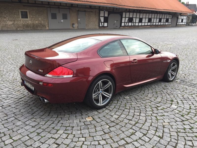 verkauft bmw m6 smg facelift indianapo gebraucht 2006 km in salzgitter. Black Bedroom Furniture Sets. Home Design Ideas