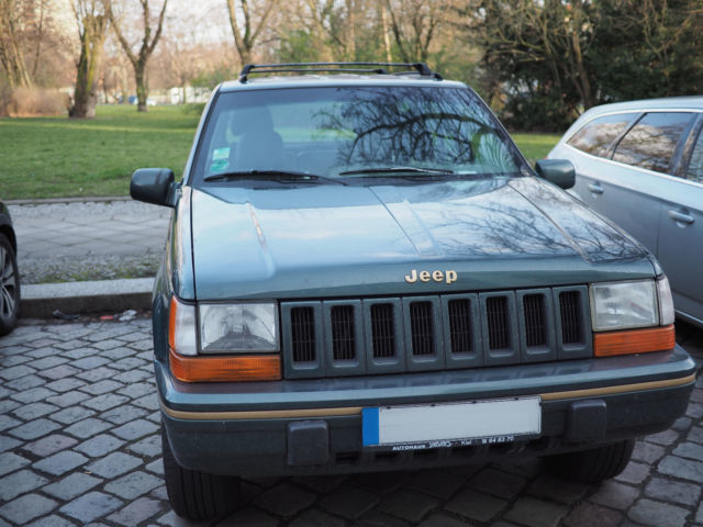 verkauft jeep grand cherokee limited gebraucht 1994 km in berlin. Black Bedroom Furniture Sets. Home Design Ideas