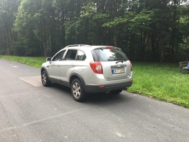verkauft chevrolet captiva 2 2 diesel gebraucht 2012 km in offenbach am main. Black Bedroom Furniture Sets. Home Design Ideas