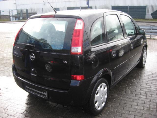 verkauft opel meriva edition automatik gebraucht 2005 km in essen. Black Bedroom Furniture Sets. Home Design Ideas