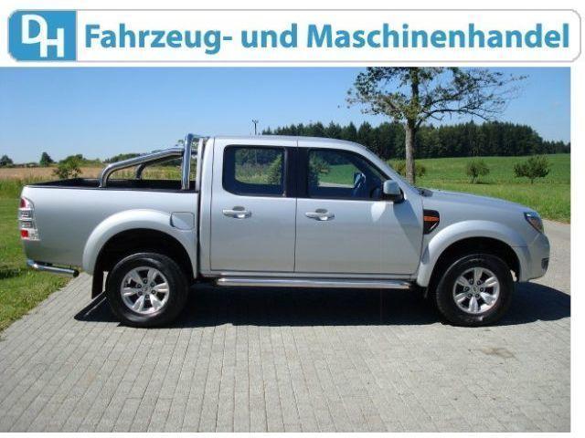 verkauft ford ranger doppelkabine lim gebraucht 2010 km in bergisch gladbach. Black Bedroom Furniture Sets. Home Design Ideas