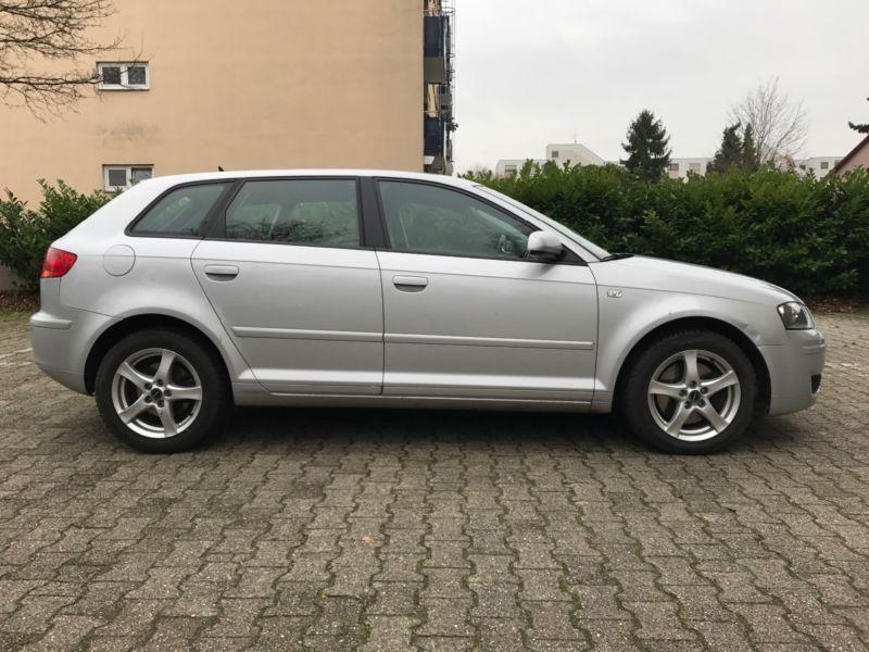 Audi a3 sportback gebraucht automatik