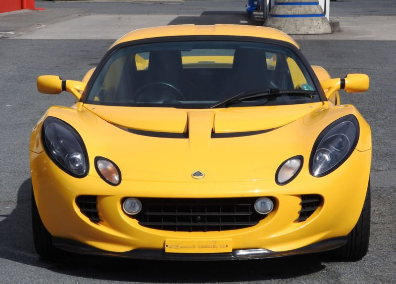 verkauft lotus elise 111 r 1 8 ltr 19 gebraucht 2006. Black Bedroom Furniture Sets. Home Design Ideas