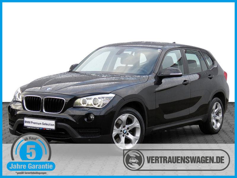 gebraucht BMW X1 xDrive 25dA Sport Line SHZ KAMERA XENON NAVI