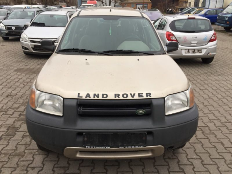 verkauft land rover freelander 2 0 di gebraucht 2000 km in berlin. Black Bedroom Furniture Sets. Home Design Ideas