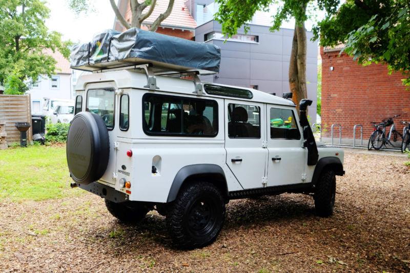 defender gebrauchte land rover defender kaufen 609. Black Bedroom Furniture Sets. Home Design Ideas