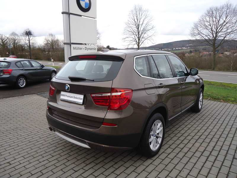 verkauft bmw x3 xdrive20d gebraucht 2013 km in st. Black Bedroom Furniture Sets. Home Design Ideas