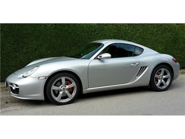 verkauft porsche cayman s gebraucht 2009 km in m nchen. Black Bedroom Furniture Sets. Home Design Ideas