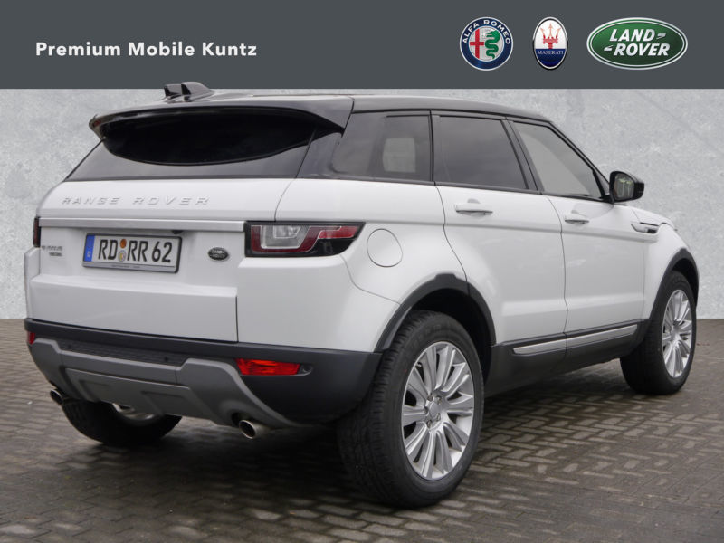 verkauft land rover range rover evoque gebraucht 2016 km in gettorf kiel. Black Bedroom Furniture Sets. Home Design Ideas