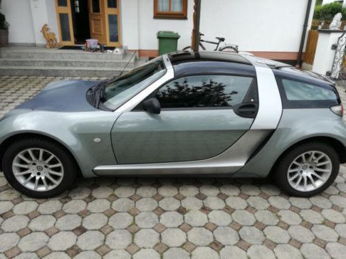 verkauft smart roadster softtouch gebraucht 2003 km in essenbach. Black Bedroom Furniture Sets. Home Design Ideas