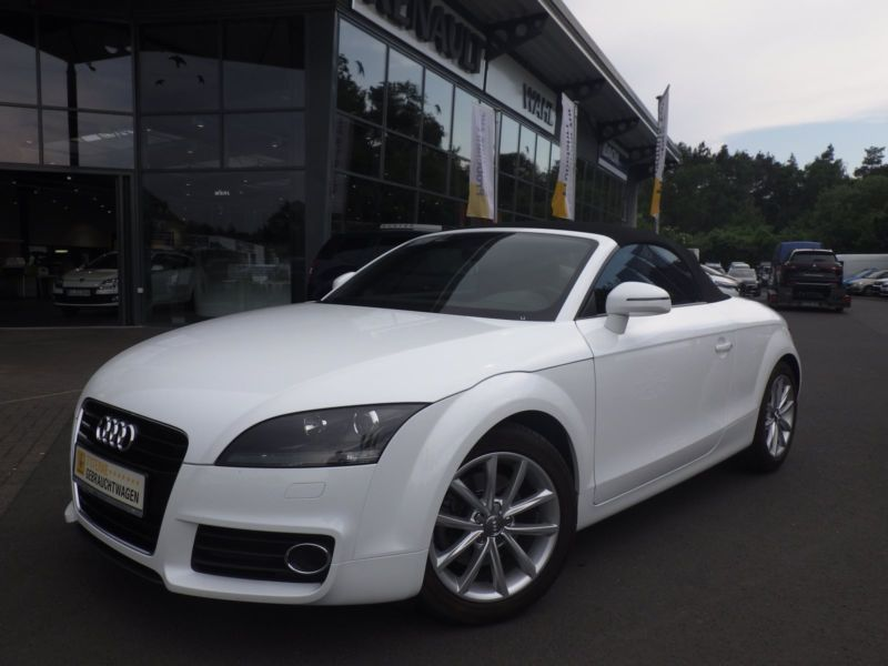 verkauft audi tt roadster 1 8 tfsi 160 gebraucht 2012 km in giessen. Black Bedroom Furniture Sets. Home Design Ideas