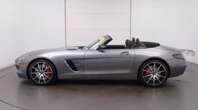 verkauft mercedes sls amg roadster gt gebraucht 2013 km in tiefenbronn. Black Bedroom Furniture Sets. Home Design Ideas