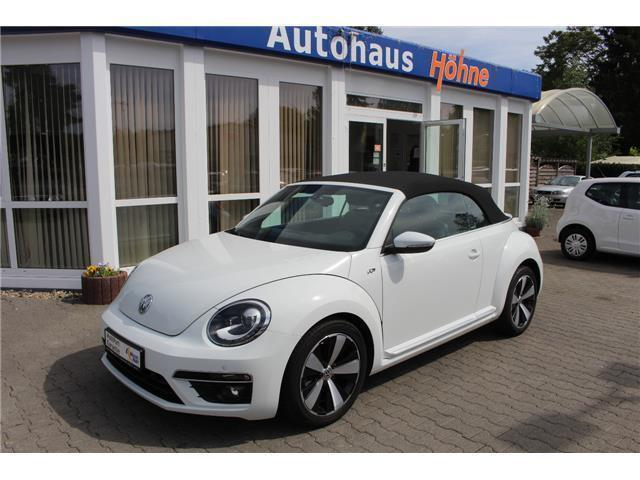 verkauft vw beetle thecabriolet 1 4 ts gebraucht 2015 km in wandlitz ot basdorf. Black Bedroom Furniture Sets. Home Design Ideas