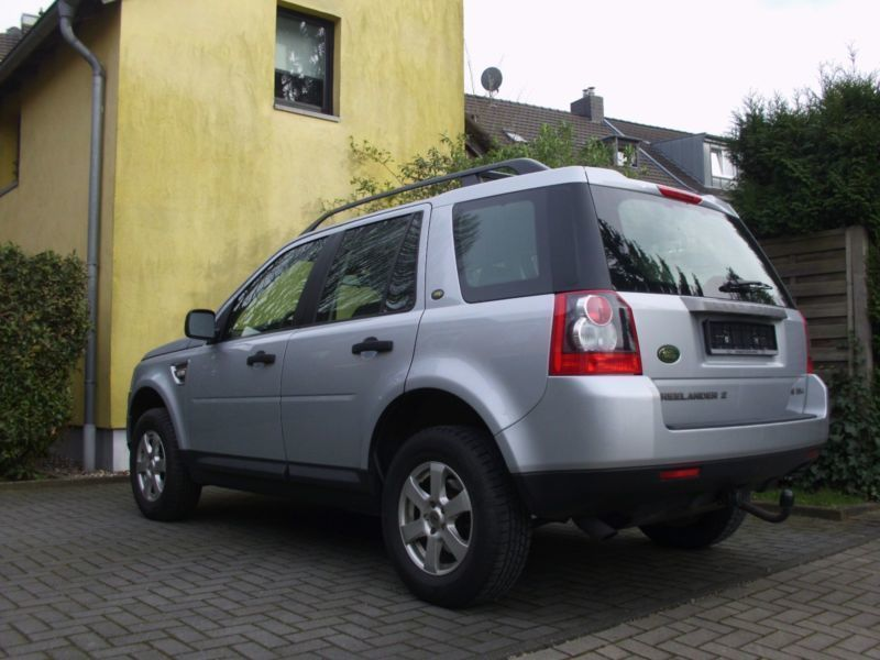 verkauft land rover freelander 2 td4 e gebraucht 2009 km in d sseldorf. Black Bedroom Furniture Sets. Home Design Ideas