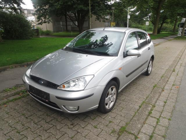 verkauft ford focus 1 4 t v inspektion gebraucht 2004 km in dortmund. Black Bedroom Furniture Sets. Home Design Ideas