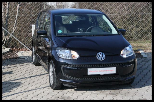 verkauft vw up move up klima navi ra gebraucht 2012 km in augsburg. Black Bedroom Furniture Sets. Home Design Ideas