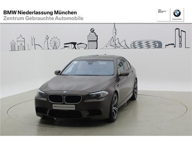 verkauft bmw m5 limousine individual gebraucht 2013 km in m nchen fr ttmaning. Black Bedroom Furniture Sets. Home Design Ideas