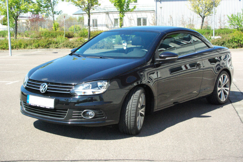 verkauft vw eos 2 0 tsi dsg gebraucht 2011 km in nordwest. Black Bedroom Furniture Sets. Home Design Ideas