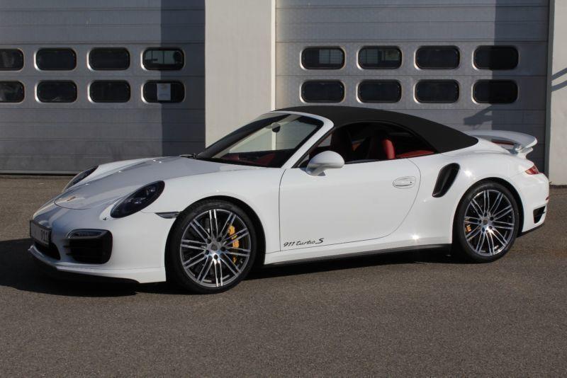 verkauft porsche 911 turbo s cabriolet gebraucht 2016 5. Black Bedroom Furniture Sets. Home Design Ideas