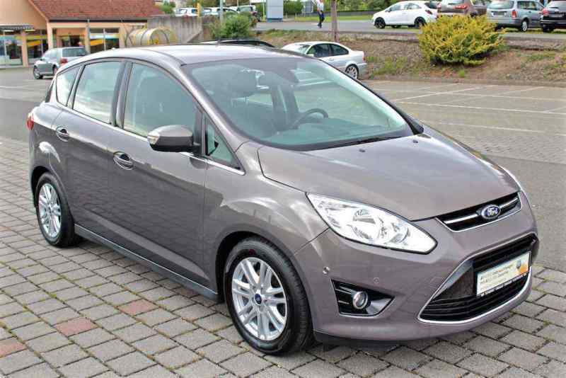 verkauft ford c max 1 6 ecob titanium gebraucht 2012 km in mittenaar. Black Bedroom Furniture Sets. Home Design Ideas