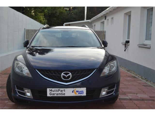 verkauft mazda 6 kombi 1 8 exclusive t gebraucht 2009 km in remscheid. Black Bedroom Furniture Sets. Home Design Ideas