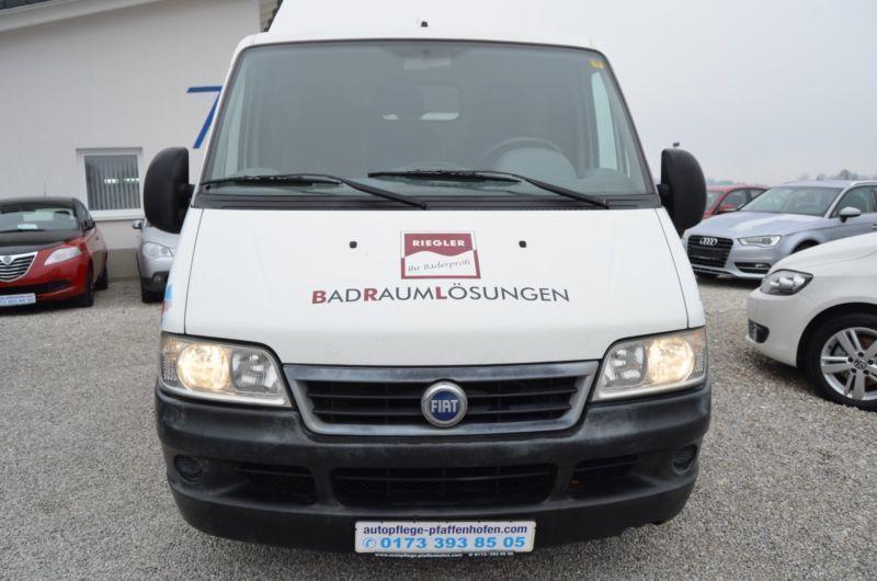 verkauft fiat ducato 9 sitzer mit t v gebraucht 2003 km in sindelfingen. Black Bedroom Furniture Sets. Home Design Ideas