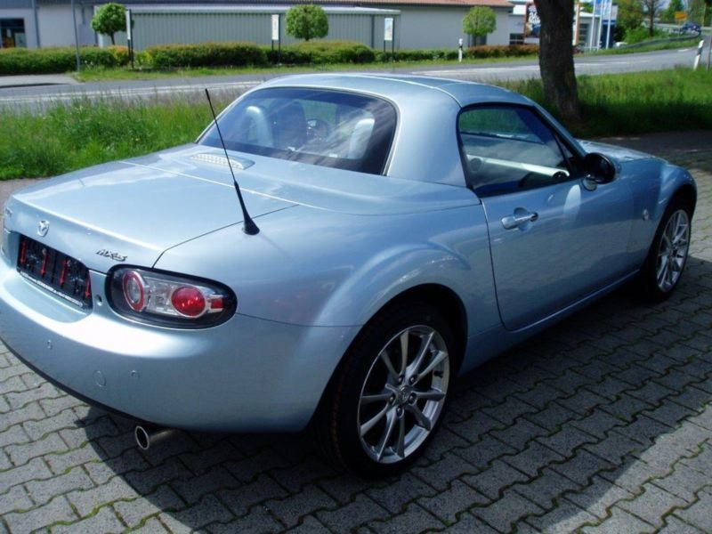 verkauft mazda mx5 1 8 niseko roadster gebraucht 2008 km in hasselroth. Black Bedroom Furniture Sets. Home Design Ideas