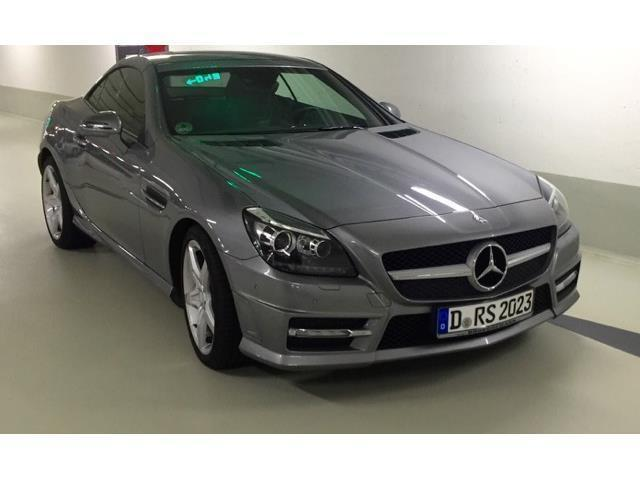 verkauft mercedes slk250 cdi blueeffi gebraucht 2012. Black Bedroom Furniture Sets. Home Design Ideas