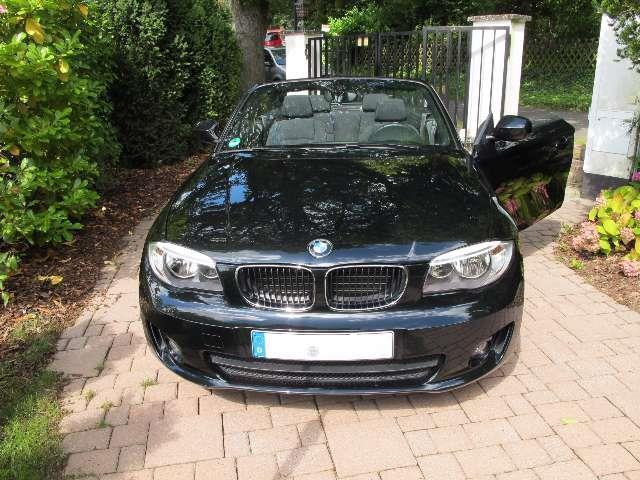 verkauft bmw 118 cabriolet 1er gebraucht 2013 km. Black Bedroom Furniture Sets. Home Design Ideas