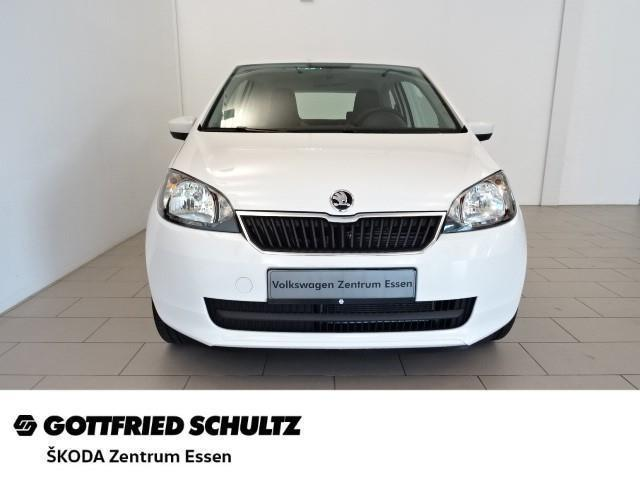 gebraucht Skoda Citigo COOL EDITION SOUND 1.0 V