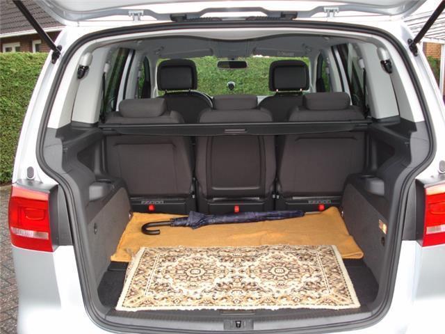 verkauft vw touran cross touran 1 4 ts gebraucht 2015 km in emden. Black Bedroom Furniture Sets. Home Design Ideas