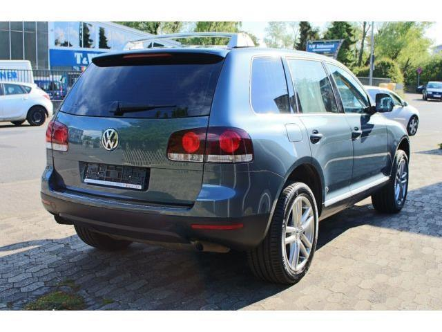 verkauft vw touareg v6 tdi individual gebraucht 2007 km in r sselsheim. Black Bedroom Furniture Sets. Home Design Ideas