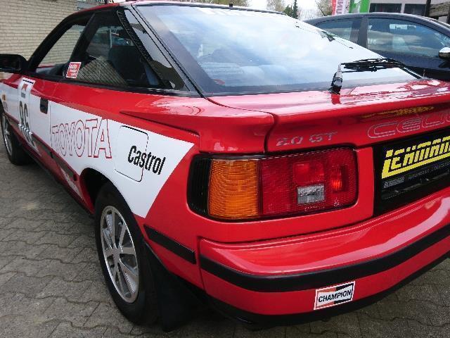 gebraucht Toyota Celica 2.0 GT Liftback TwinCam 16V H-Kennzeichen 1.Hand 46a7de38e30