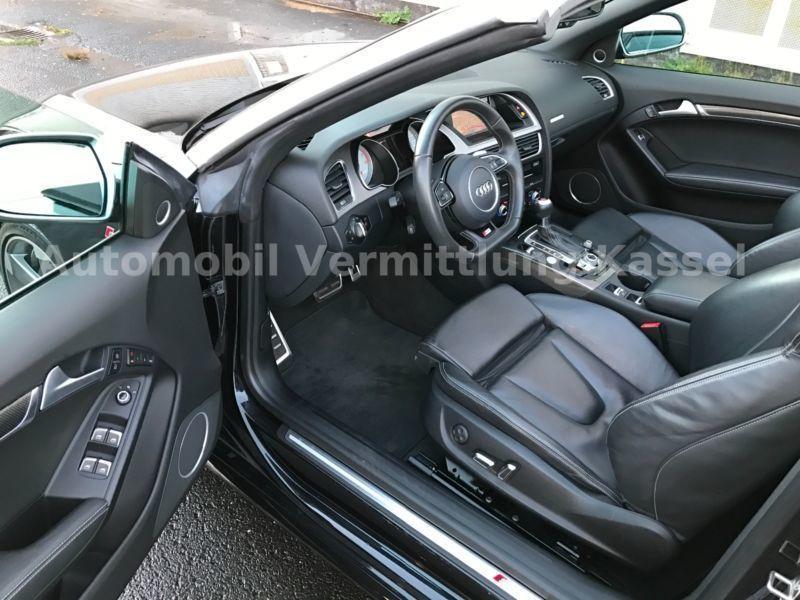 s5 cabriolet gebrauchte audi s5 cabriolet kaufen 156 g nstige autos zum verkauf. Black Bedroom Furniture Sets. Home Design Ideas