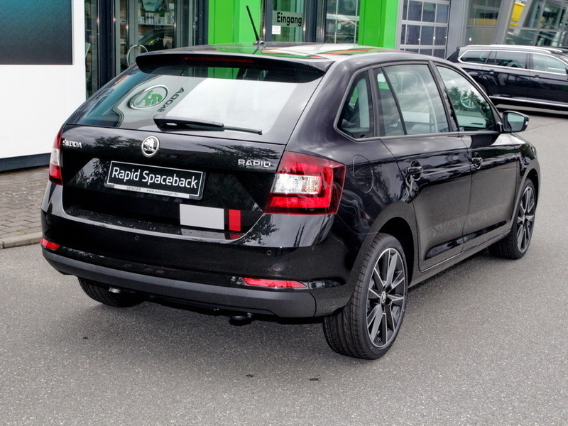 gebraucht rapid 1 2tsi sondermodell drive skoda rapid spaceback 2015 km in berlin. Black Bedroom Furniture Sets. Home Design Ideas