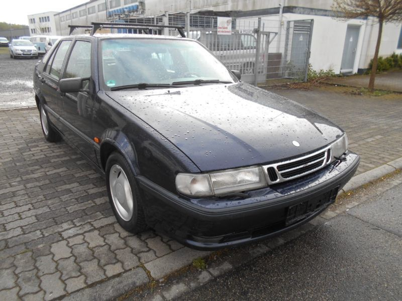 verkauft saab 9000 2 0 turbo cse gebraucht 1997 km in hanau. Black Bedroom Furniture Sets. Home Design Ideas