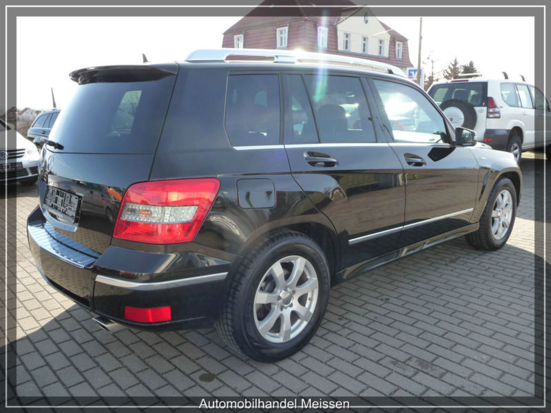 verkauft mercedes glk220 glk klassecdi gebraucht 2011 km in meissen. Black Bedroom Furniture Sets. Home Design Ideas